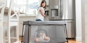 portable travel crib
