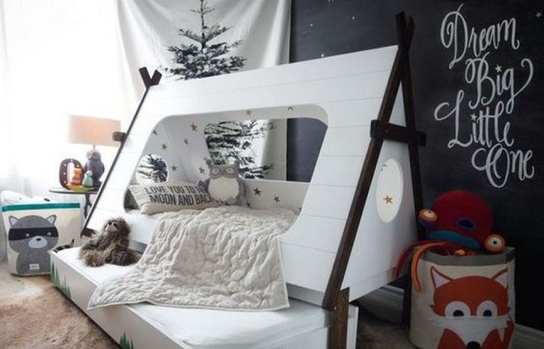 bedtimefun with tipi beds